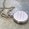 Personalised Dual-Sided Pocket Watch - 2