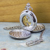 Personalised Dual-Sided Pocket Watch - 3