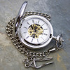 Personalised Dual-Sided Pocket Watch - 4