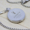 Personalised 1860 Pocket Watch - Stag