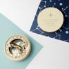Brass Sundial Compass - Star
