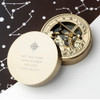 Brass Sundial Compass - Rose