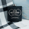 Personalised Whiskey Hip Flask - Pic 3