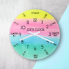 """Personalised """"I Can Tell The Time"""" Wall Clock - 20cm - Pic 7"""