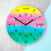 """Personalised """"I Can Tell The Time"""" Wall Clock - 30cm"""