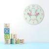Personalised Graceful Ballet Dancer Wall Clock - 30cm - Pic 3