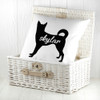 Personalised Husky Silhouette Cushion Cover - Pic 5