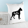 Personalised Boxer Silhouette Cushion Cover - Pic 4