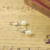 Pearl Drop Earrings for Women