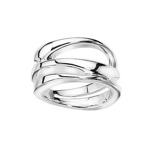 3 Bands Sterling Silver Ring