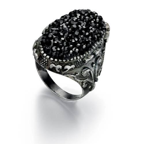 Fiorelli Druzy Style Ring