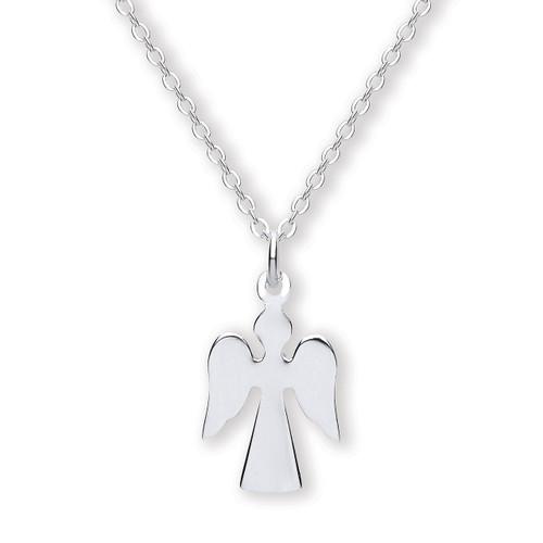 Gaventa Sterling Silver Angel Pendant