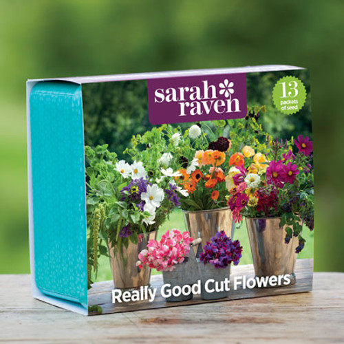 Really Good Cut Flower Seed Collection