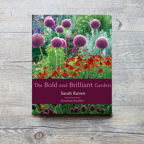 莎拉·雷文的《大胆灿烂的花园》