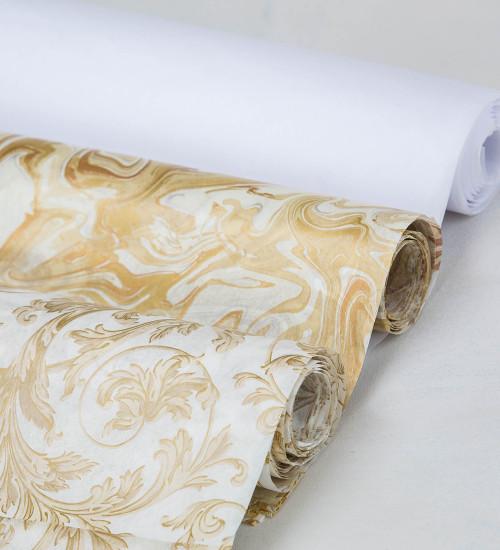 Festive Gold Tissue Paper