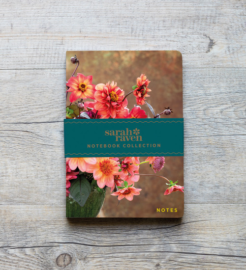 Sarah Raven Notebooks
