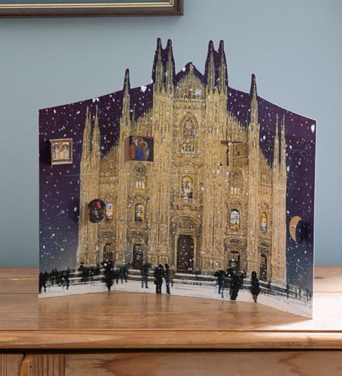 Large 3D Advent Calendar