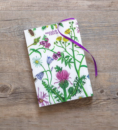 Notebook 'The Meadow'