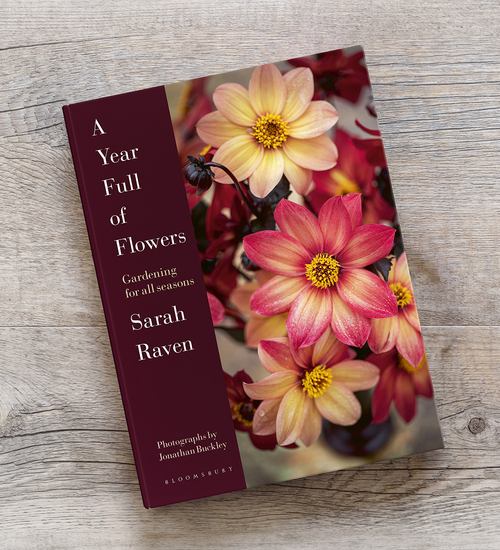 Sarah Raven's A Year Full of Flowers: Gardening for all seasons