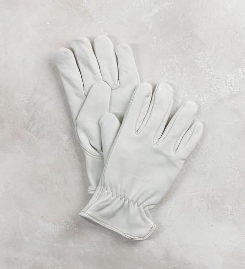 Lined Hide Gloves