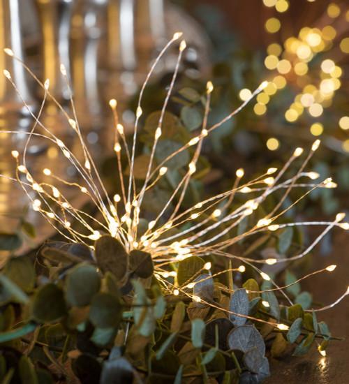 Super-fine Wire Allium Light
