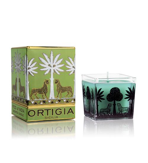 Ortigia广场蜡烛