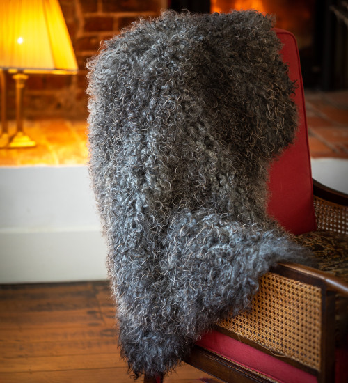 Gotland Long-haired Luxury Pile Sheepskin