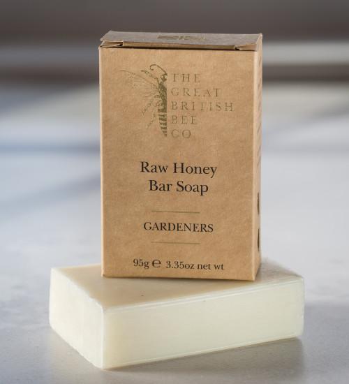Raw Honey Bar Soap 95g