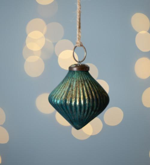 Ribbed Lantern Decorations