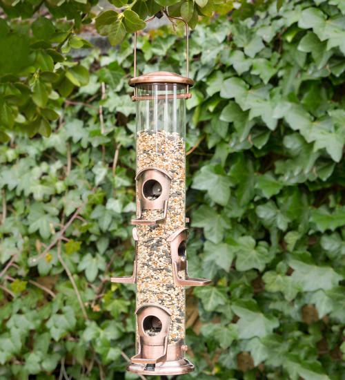 Multi Bird Seed Feeder