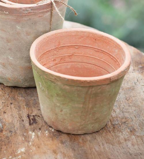 Rustic Terracotta Pot