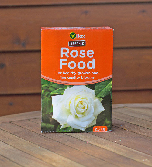 Organic Rose Food
