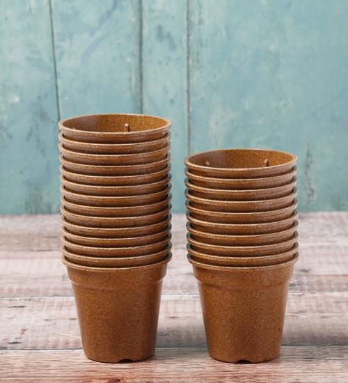 Plant Fibre Pots