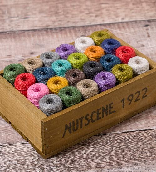 Crate of 24 Mini Twine