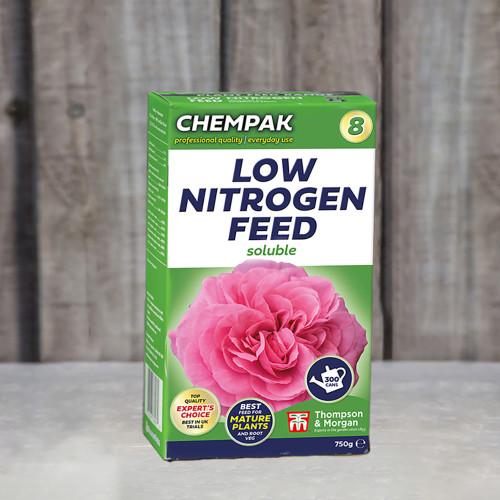 Low Nitrogen Fertiliser for Dahlias