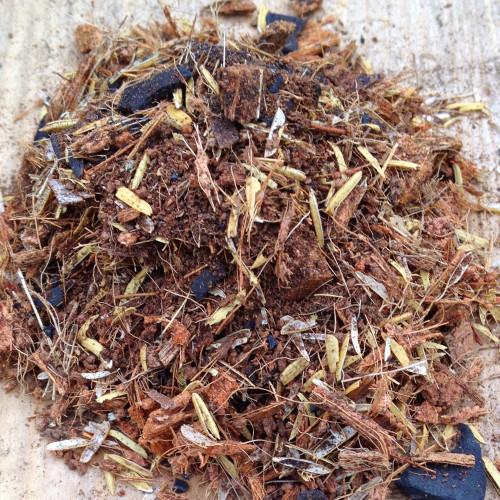 E-coco bulb compost