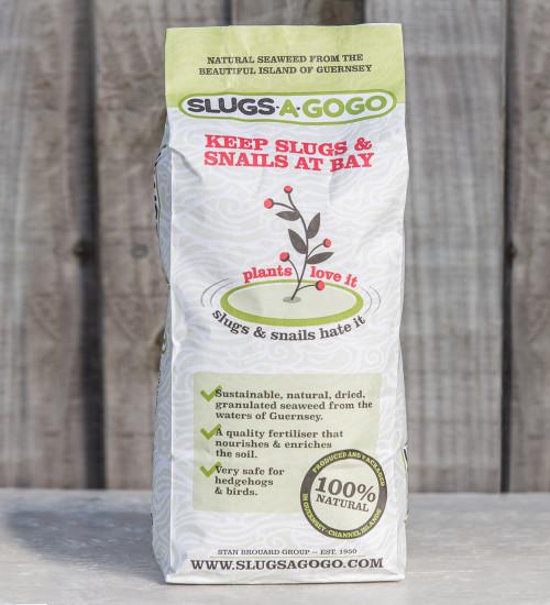 Seaweed Slug Repellent (Soil Enhancer)