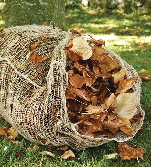 Leaf Mould Bags