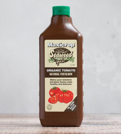 Organic Tomato Fertiliser with Seaweed