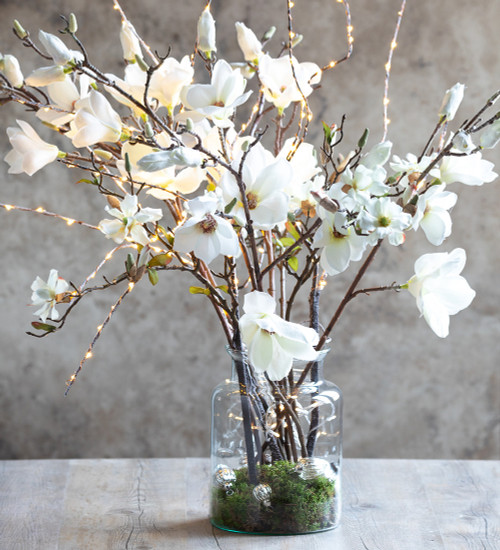 Churn Jar Vase