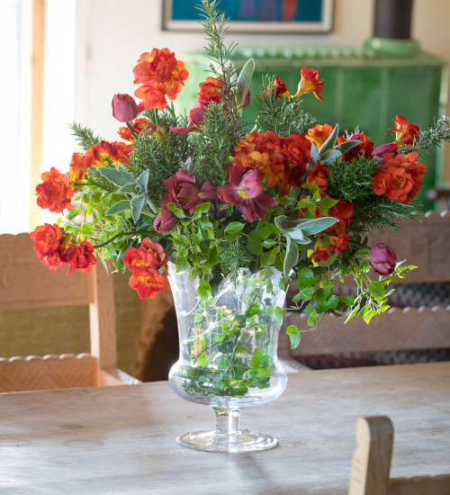 Large Centrepiece Vase
