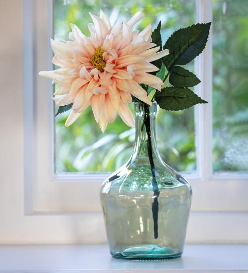 Green Carafe Vase