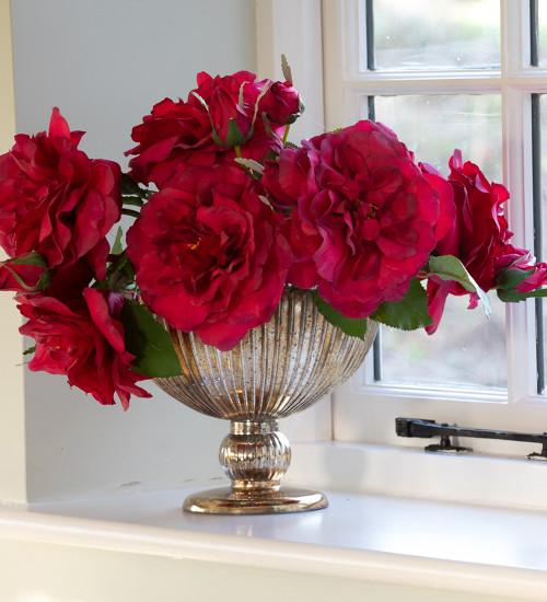 Red Short Stem Rose Bouquet