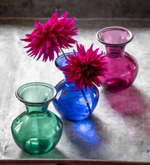 Medium Jewel Vases