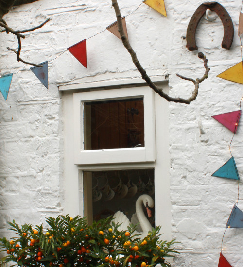 Party Bunting Light String