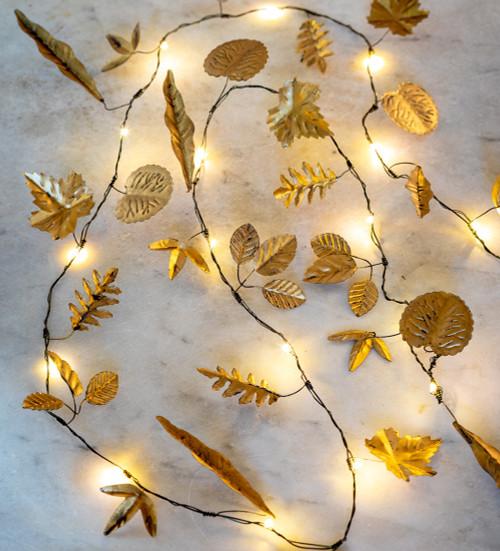 Leaves Light String