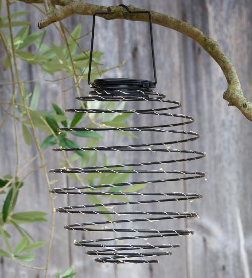 Solar Wire Lantern