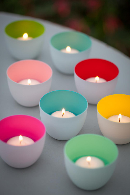 Egg Cup Tealight Holders