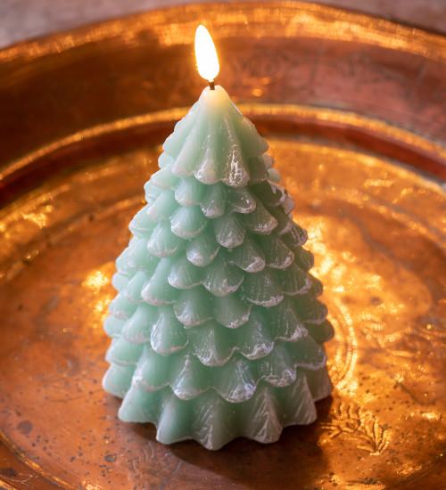 Tree LED Candle