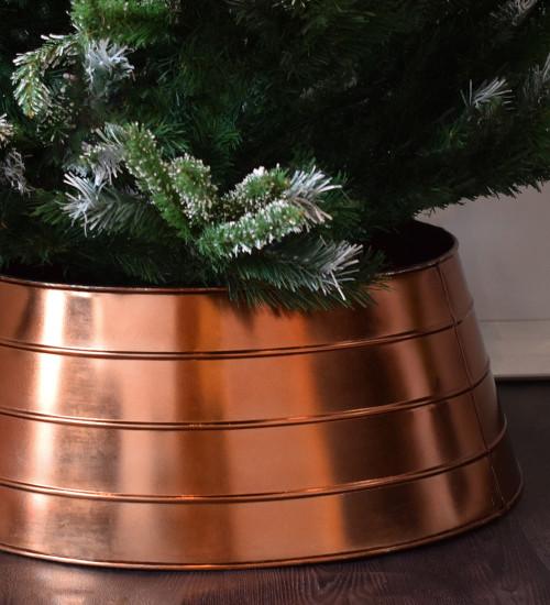 Metal Christmas Tree Skirt